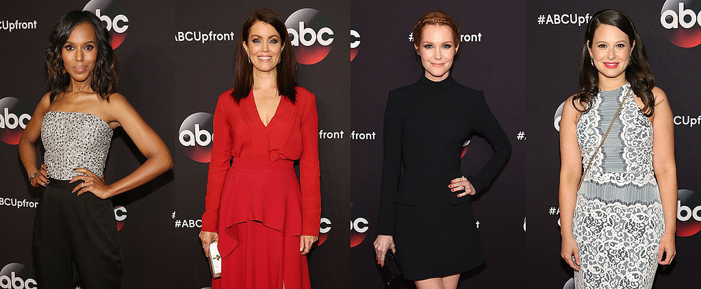 The Scandal Cast Just Delivered Major Style — on a Tuesday Night