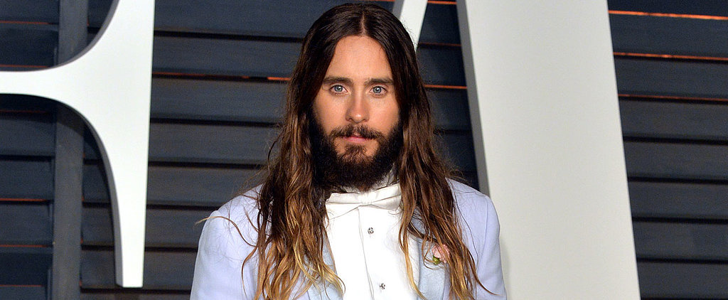 Warning: You Might Need to Sit Down Before Looking at This Photo of Jared Leto's Biceps
