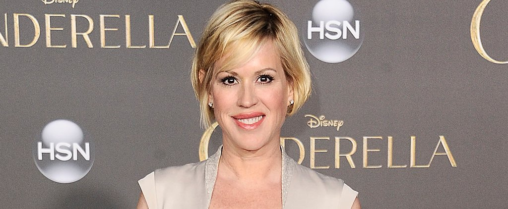 '80s Icon Molly Ringwald Talks Scrunchies and Mauve Nail Polish