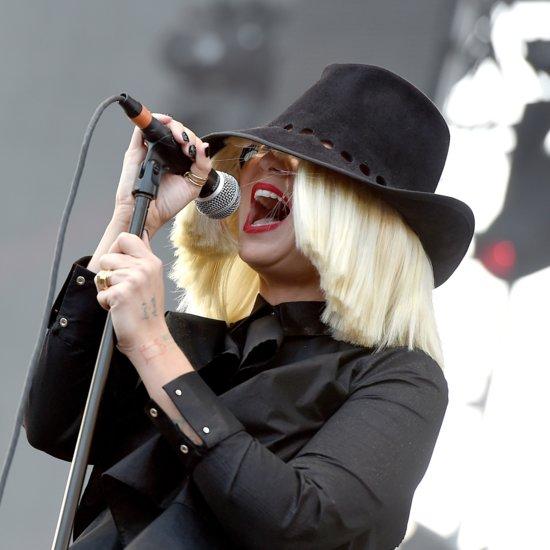 "Sia Singing ""California Dreamin'"" Cover"