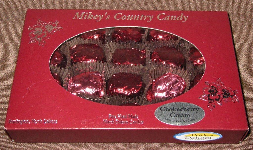 North Dakota: Chokecherry Cordials