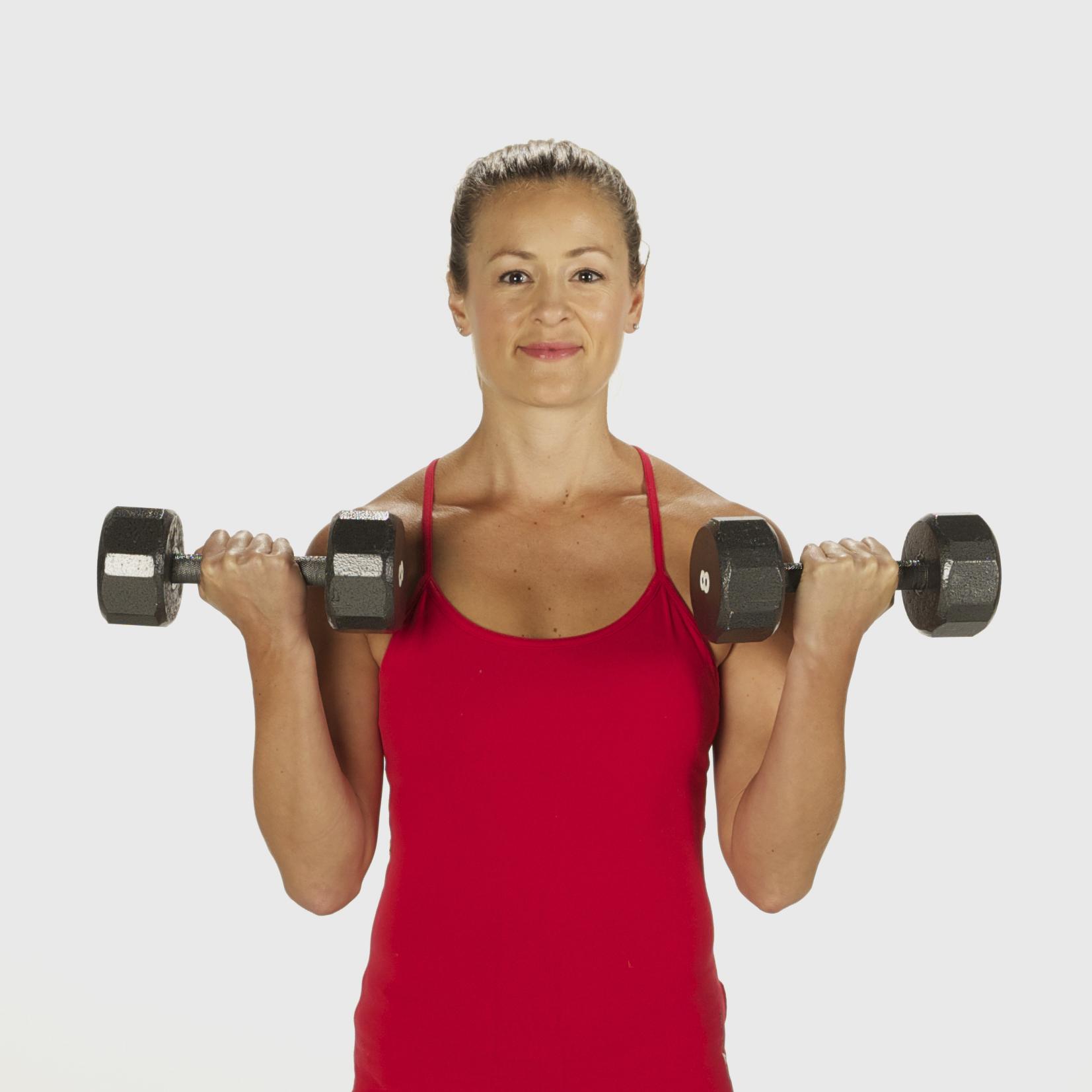 Towel Exercise Shoulder: 10-Minute Arm Workout Video