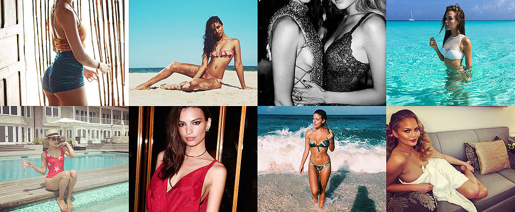 The Sexiest Celebrity Snaps You Missed This Week