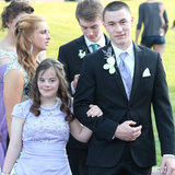 The Prom Date of This Girl With Down Syndrome Will Restore Your Faith in Humanity