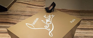 Prepare to Be Dazzled by the Most Incredible Box of Louboutins Ever.