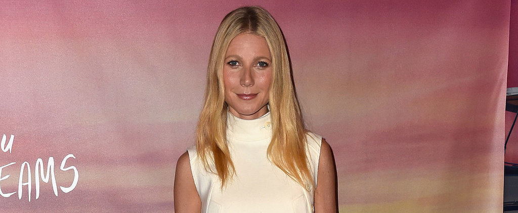 Gwyneth Paltrow Celebrates Apple's 11th Birthday With an Adorable Baby Photo