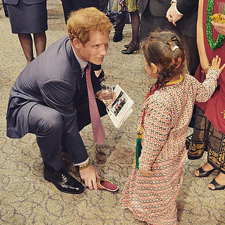 Be Still Our Hearts: Prince Harry Really Is Prince Charming!