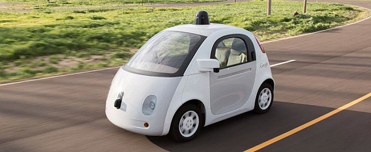 Google's Self-Driving Cars Are Hitting the Road