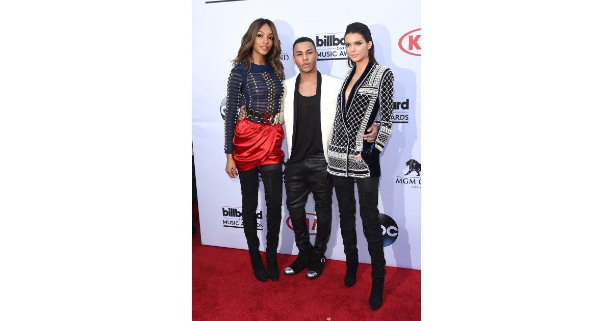 Olivier said Kendall and Jourdan's outfits were actually a ...