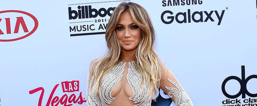 J Lo Gets Even Sexier by Showing Belly at the Billboard Music Awards