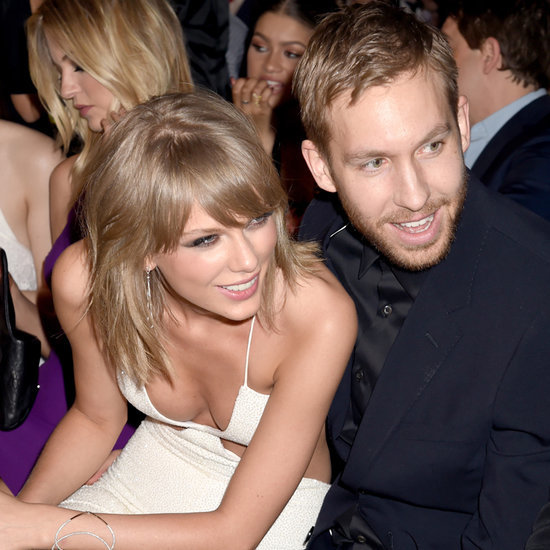 Taylor Swift and Calvin Harris 2015 Billboard Music Awards
