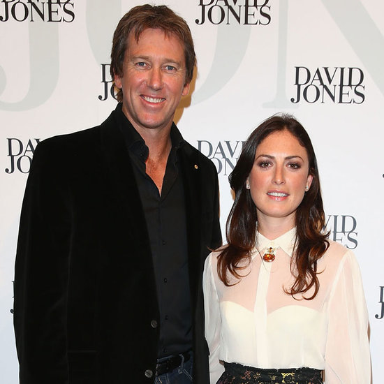 Glenn McGrath and Sara Leonardi-McGrath Are Expecting a Baby
