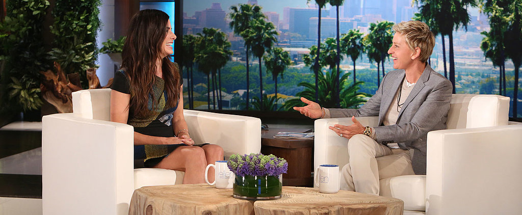 "Sandra Bullock Talks Taking Her 5-Year-Old Son to Mardi Gras: ""If You're Gonna Learn, You're Gonna Learn"""
