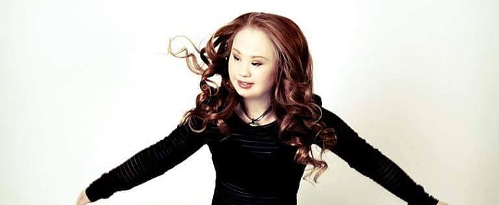 This Teen Model With Down Syndrome Is Changing the Face of Beauty