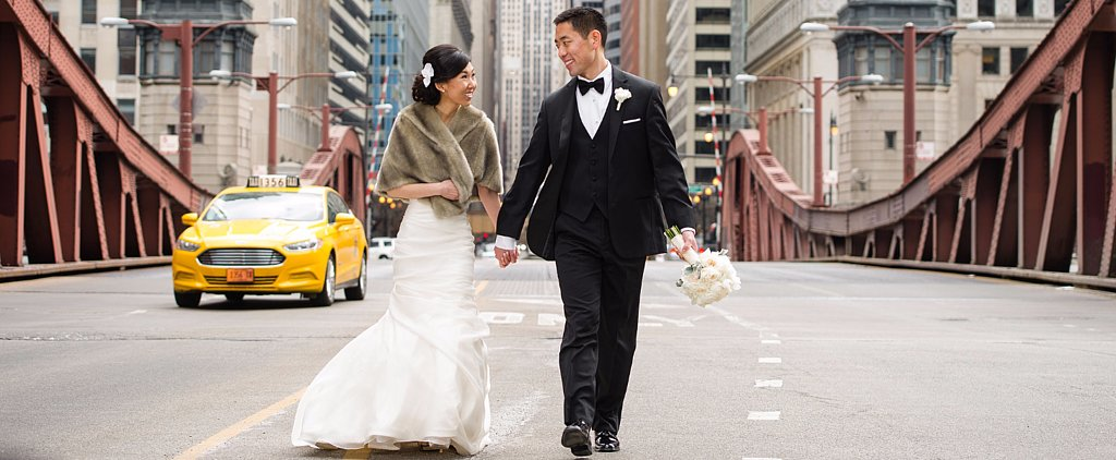This Chicago Wedding Makes the Windy City Look Incredibly Romantic