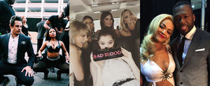Celebrity Instagrams Capture All the Cuteness at the Billboard Awards