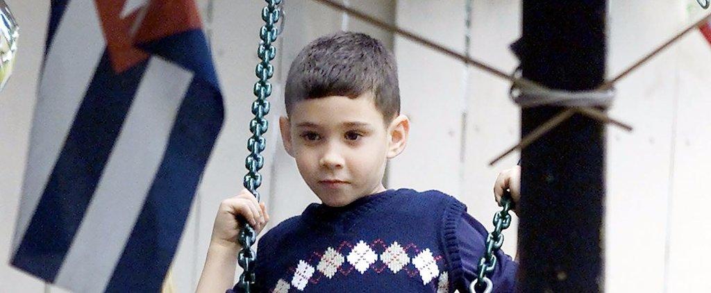 Remember Elián González? He Wants to Visit the US
