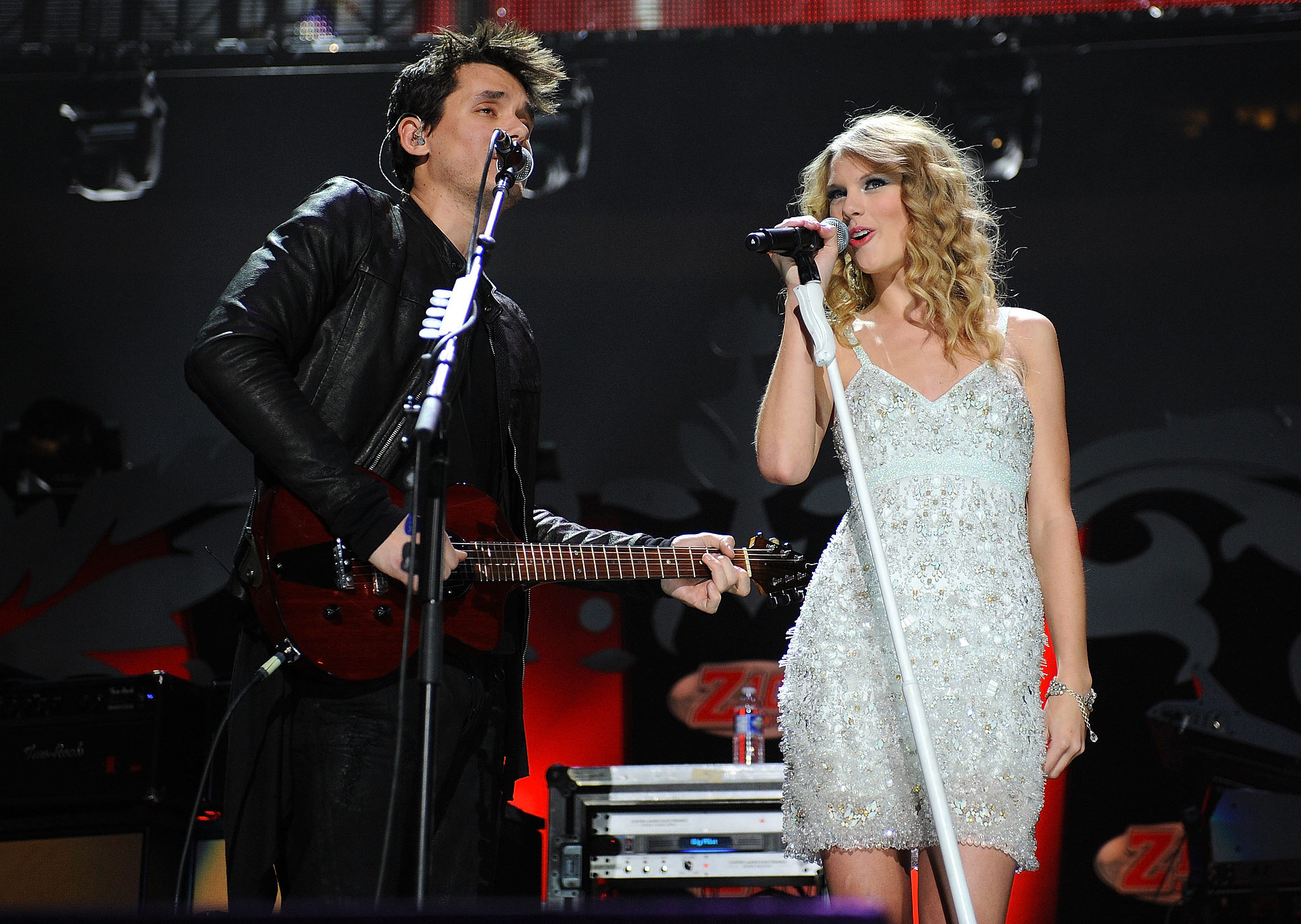 John Mayer | You Can Tell Who Taylor Swift Is Dating by ...