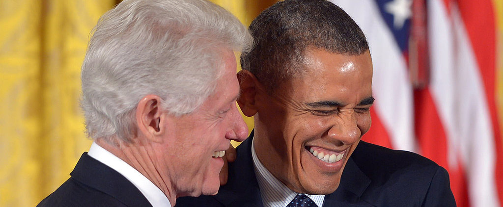 President Obama and Bill Clinton Had the Best Twitter Exchange