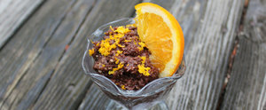 Indulge With This Healthy Chocolate Chia Breakfast