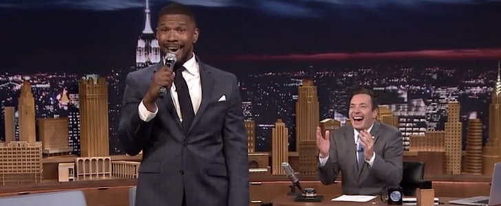 Jamie Foxx's Celebrity Impressions Are Too Silly to Miss
