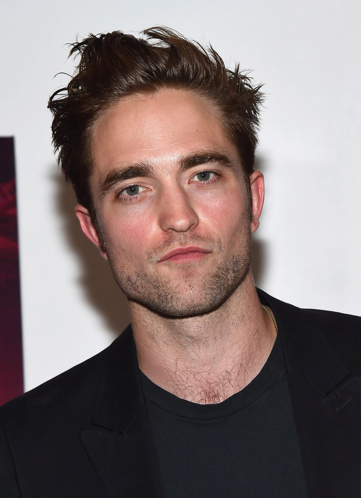 Robert Pattinson Is Looking Very Fine on His Surprise Solo Night Out - Robert-Pattinson-Heaven-Knows-What-Premiere