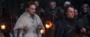 "Sophie Turner ""Loved"" Sansa Stark's Rape Scene"