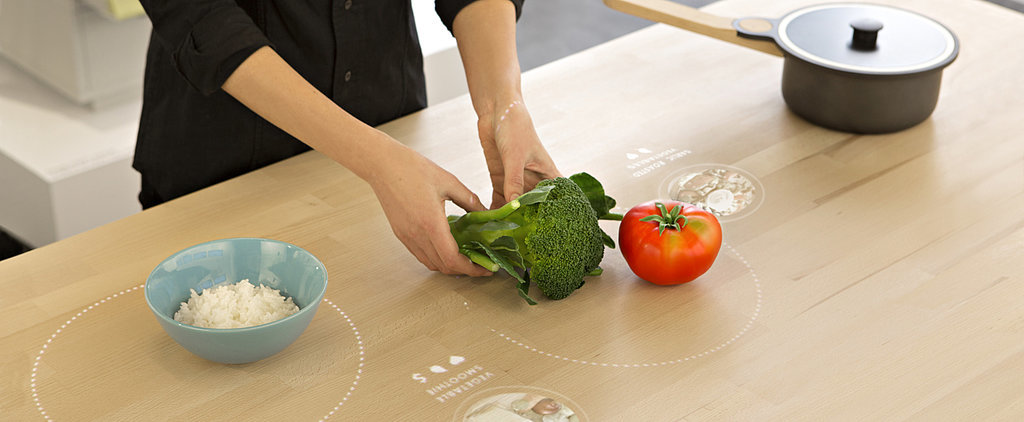 Ikea's Kitchen of the Future Is Smart AND Beautiful