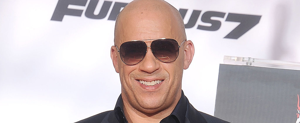 You Need to Watch This Hilarious Throwback Video of Vin Diesel