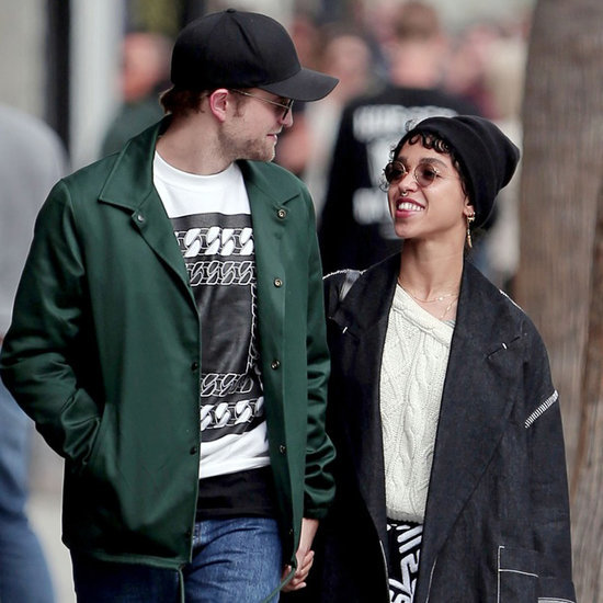 Robert Pattinson and FKA Twigs Cutest Pictures