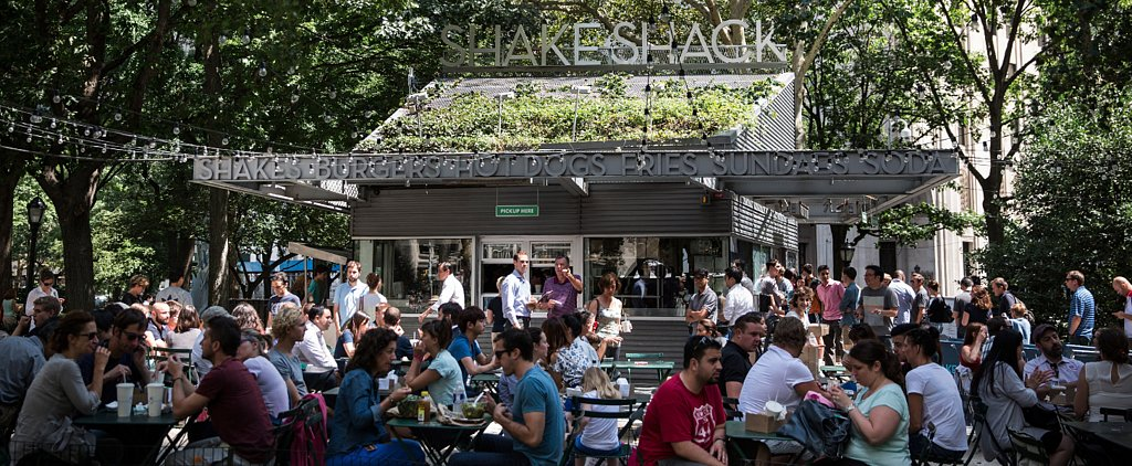 The Original Shake Shack Reopens Today With a Special New Burger