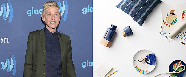 Get Ready! Ellen DeGeneres's New Home Collection Is Coming Soon