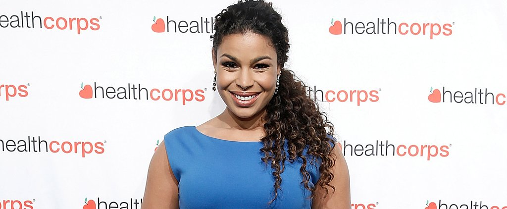 Jordin Sparks Poses Photoshop-Free