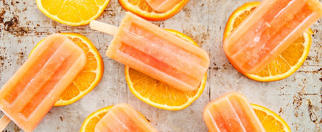 Flavorful Orange-Carrot Ice Pops Are a Healthy Treat in Disguise