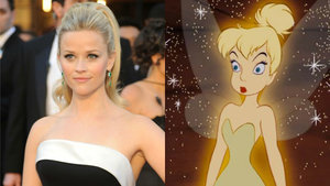 6 Reasons Reese Witherspoon Will Be the Perfect Tinker Bell