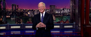 David Letterman's Final Monologue Makes Fun of NBC, Scientology
