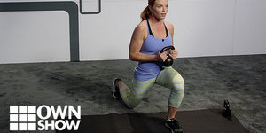 How To Get A Full Body Workout Using A Kettlebell