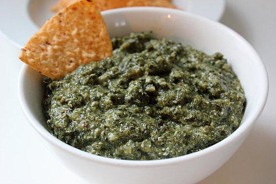 Creamy Kale Dip