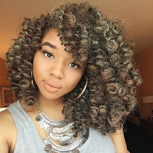Crochet Hair That Looks Real : Crochet Braids The Ultimate Guide to Summer Braids For Black Girls ...