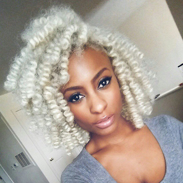 Crochet Braids Curly Afro : Crochet Braids The Ultimate Guide to Summer Braids For Black Girls ...