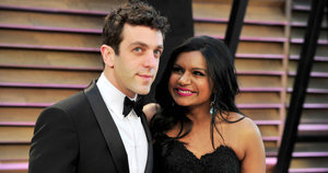 Mindy Kaling and B.J. Novak Are Writing a Book About Their 'Weird As Hell' Relationship
