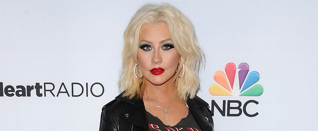 Listen to Christina Aguilera's New Song For Finding Neverland