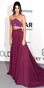 From Kendall's Belly-Baring Dress to Sienna's Silver Number, Every Amazing Look at amfAR