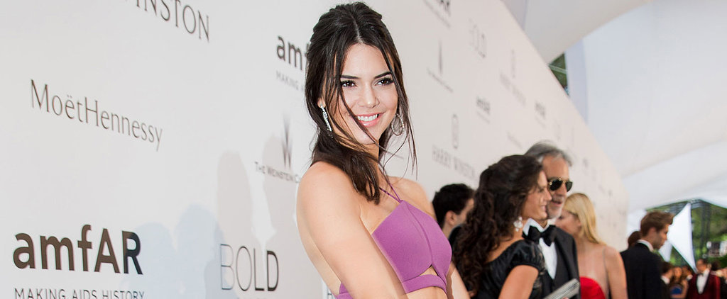It's Hard Not to Be Jealous of Kendall Jenner's Glamorous Week in Cannes