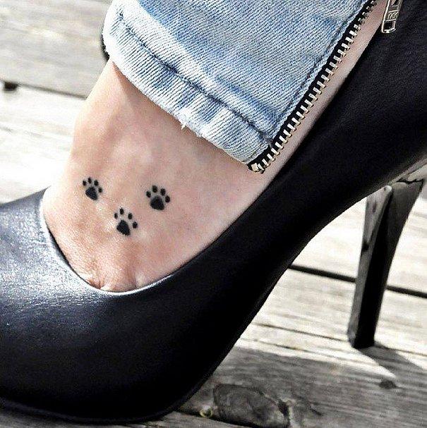 Lábnyom a szívedben, lábnyom a bőrödön