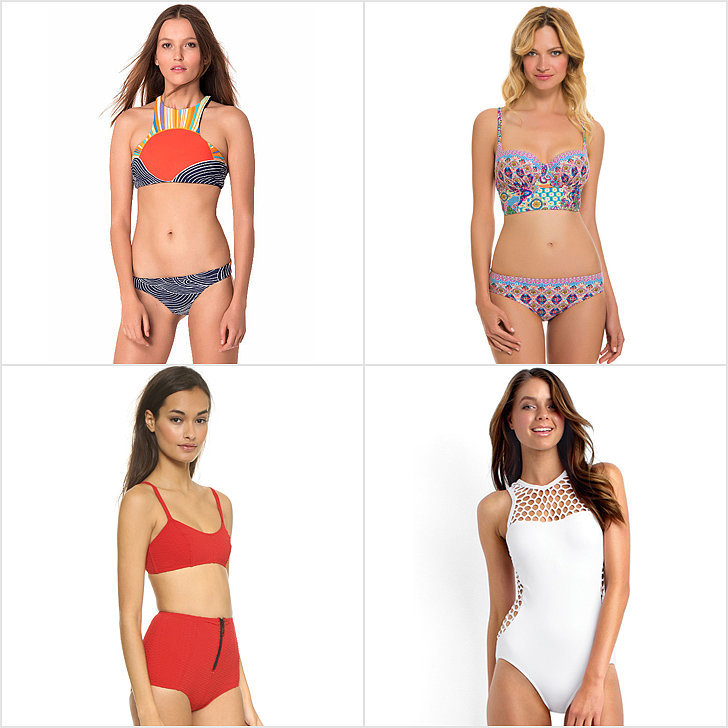 659228c0e9 The Most Flattering Swimsuit For Your Skin Tone and Body Shape ...