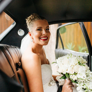 Bride With Red Lipstick Tricks and Tips