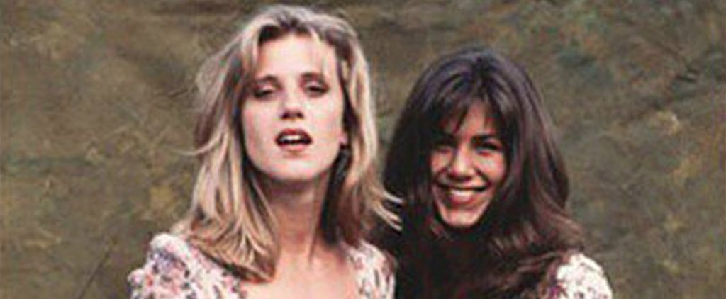 Jennifer Aniston's Throwback Photo Proves She Was Always Queen of Coif