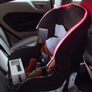 Child's Safety Car Seat Accessory