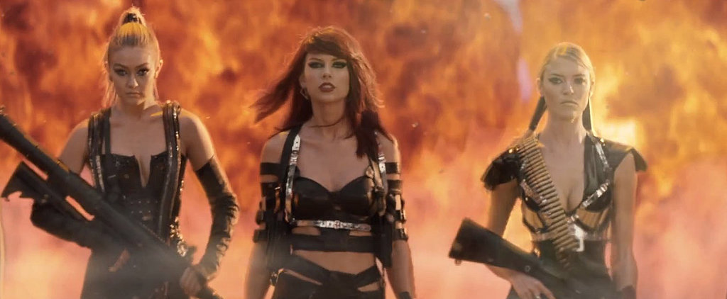 "You'll Never Guess Where Those ""Bad Blood"" Costumes Were From"